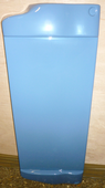 Gas locker door surround Blue